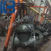Запорная заслонка нержавеющей стали бросания Pn25 Dn300 GOST/API/DIN
