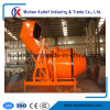 misturador 350L concreto elétrico com o funil de derrubada hidráulico Rdcm350-8eh