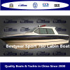 Sport 760 van Bestyear de Boot van de Cabine