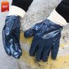 Перчатка работы Nitirle вкладыша Nmsafey Джерси польностью окунутая голубая