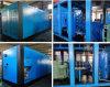 Ventilador do ar que refrigera o compressor de ar giratório