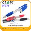 Kundenspezifischer einbrennender USB-Kugel-Feder-Blitz Pendrive für Förderung (EP086)