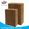 Gases com efeito de aves de capoeira equipar 7090 Honeycomb almofada de resfriamento evaporativo