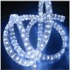 カスタマイズされた3本のワイヤー平らな垂直LEDロープライト工場価格
