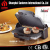 Non destacável Stick Coating Plates 1800W Contact Grill