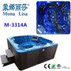 2.8 5 Persons (M-3314A)のためのメートルSPA Jacuzzi Hot Tub