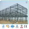 Estructura de acero del marco ligero confeccionado para el almacén