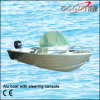 Steering Console를 가진 모든 Weled Aluminum Boat