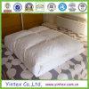 Double coton polyester blanc oreiller de remplissage pour la maison/hôtel