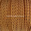 銅2のコア編みこみの照明ワイヤー