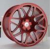 18*9.5J 5*100-120 Jantes de liga leve de automóveis para a Audi e BMW, Benz, a VW, Toyota