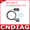 AppleのiPadのiPhoneのiPod TouchのためのWiFi OBD-II Car Diagnostics Tool
