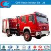 Vrachtwagen van het Brandblusapparaat HOWO van de Vrachtwagen van de Brandbestrijding de Fabrikant Geproduceerde 4X2