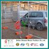 機密保護の水泳PVC子供のための上塗を施してある安い一時塀のゲート
