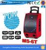 Kies 8-duim Portable Speaker met Handle en Wheels uit