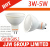 3W 5W GU 10 Lâmpadas LED Spotlight SMD LED 4014