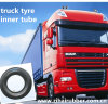 Rubber butílico Tyre Inner Tubes para Truck Used