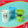 2015 neues Design Food Safe Plastic Mug mit Handle