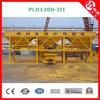 PLD1200 máquina de tratamento por lotes, sistema de tratamento por lotes agregado, Batcher agregado