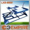 Lxs-6000 de Lift van de Auto van de Schaar van de Lift van de Auto van de Reparatie van de auto