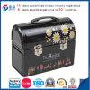 Rectangle d'emballage des aliments divers de la sécurité de l'étain métallique Boîtes (JY-WD-2015101003)