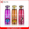 bottiglia di plastica della bevanda di sport di 800ml BPA Free (KL-B1900)