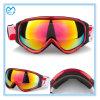 Kugelförmige PC Abwechslungs-Objektiv-Ski-Schutzbrillen für UVschutz