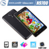 quadrilátero Core Top 10 Smartphones de 3G 5 Inch IPS Mtk6582 com 8.0MP Camera (N9700)