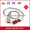 USB 4GB de madeira (YB-119)
