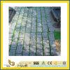 Pavé de granit de la Chine G684 pour le plancher