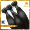 5A Grado Los más vendidos del pelo recto de precio de fábrica 100% de la Virgen India trama del pelo humano