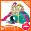 Niños pequeños juguetes de plástico lindo en Guangzhou Niños Slide Toys