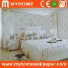 Dormitorio Decorative Wall Paper con Flowers