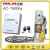 Una buena calidad AC1500kg Motor del obturador de rodillo residente con control remoto