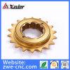 Pièces de vélo de titane par Precision usinage CNC