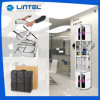 Halbrund-freie stehende Ausstellung-Bildschirmanzeige-Zahnstange (LT-07C)