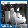 Tanque de armazenamento criogênico horizontal de GNL do argônio do nitrogênio do oxigênio líquido dos Ss