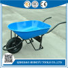 Truper 80L 5.5FT Wheelbarrow Pesado com Roda 4.00-8