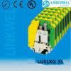 Bloco de terminais elétricos de barreira (LUSLKG 35)