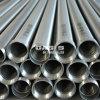 6 Tubo de aço inoxidável de 5/8 do tubo do filtro de tela de cunha Johnson Tela de poços de água