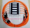 Coupleur optique de fibre de mode/diviseur multi de Fbt avec le connecteur de Fu
