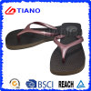 Flops Flip пляжа классик для повелительницы с светить верхушке PVC (TNK10026)