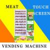 Máquina expendedora fresca del pollo y de la carne de vaca con CE