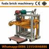 Deutschland-Technologie-Flugasche-Block, der Maschine herstellt