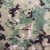 Army Garment를 위한 정전기 방지 Military Printing Ripstop Cotton Fabric
