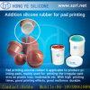 Силиконовая резина Hongye RTV жидкостная для электронного печатание игрушек