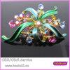 공장 가격 고품질 개화 꽃 브로치 5762