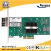 1000Mbps Gigabit Ethernet Server Adapter, Fiber Optic Network Card, Support 긴 Range Awaken Function Server Nic