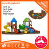 Children를 위한 안전한 Standard Outdoor Toy Plastic Outdoor Playground
