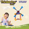ブロックのプラスチック知的な教育おもちゃ